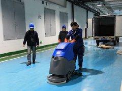 青岛安装建设来拓成上门采购洗地机