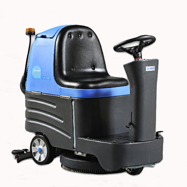 小型驾驶式洗地机容恩R-XBEN